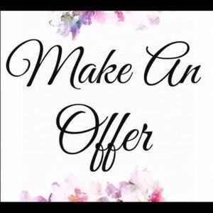 Tops - make me an offer let's make a deal